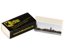 Streichhölzer Schachtel Smart 33x16x10 mm