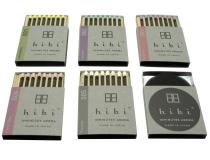 hibi ® – 10MINUTES AROMA – 5 verschiedene Düfte